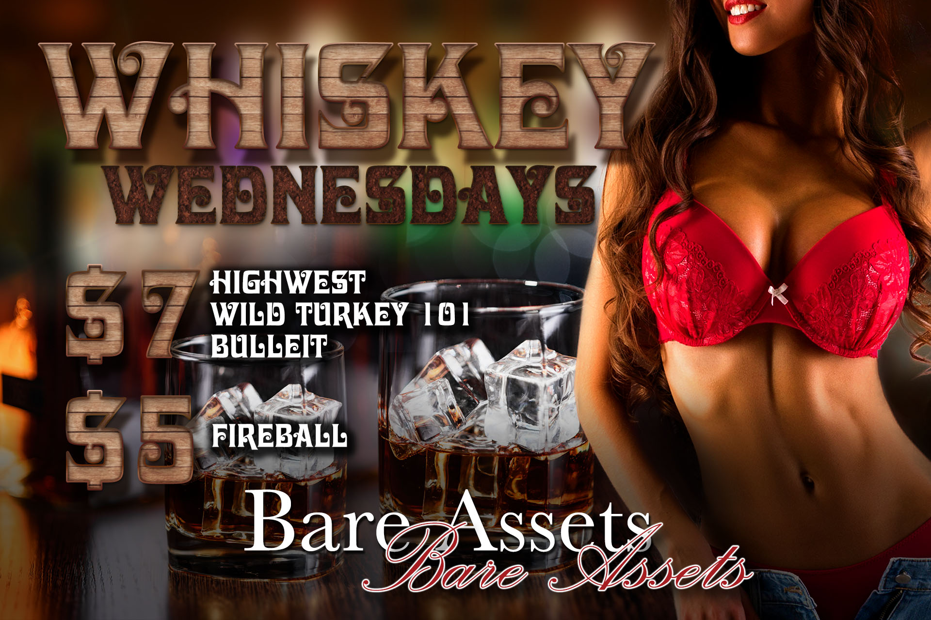 Bare Assets Bares All At The Attic [PHOTOS]